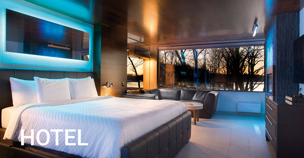 projets construction hotel